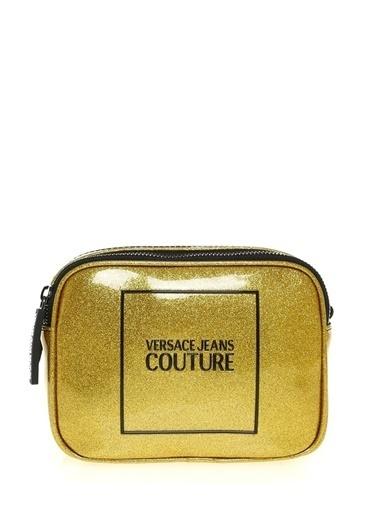 Versace Jeans Omuz Çantası Altın